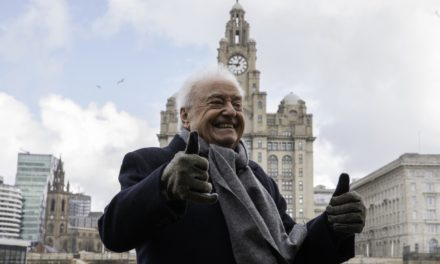 THREE LIVERPOOL ICONS COME TOGETHER TO MARK THE OPENING OF RLB360 – GERRY MARSDEN, THE FERRY AND THE LIVER BUILDING