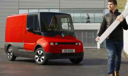 RENAULT EZ-FLEX: AN INNOVATIVE EXPERIMENT TO BETTER UNDERSTAND LAST-MILE URBAN DELIVERIES