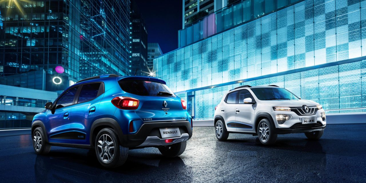 GROUPE RENAULT AT AUTO SHANGHAI 2019: WORLD PREMIERE OF RENAULT CITY K-ZE