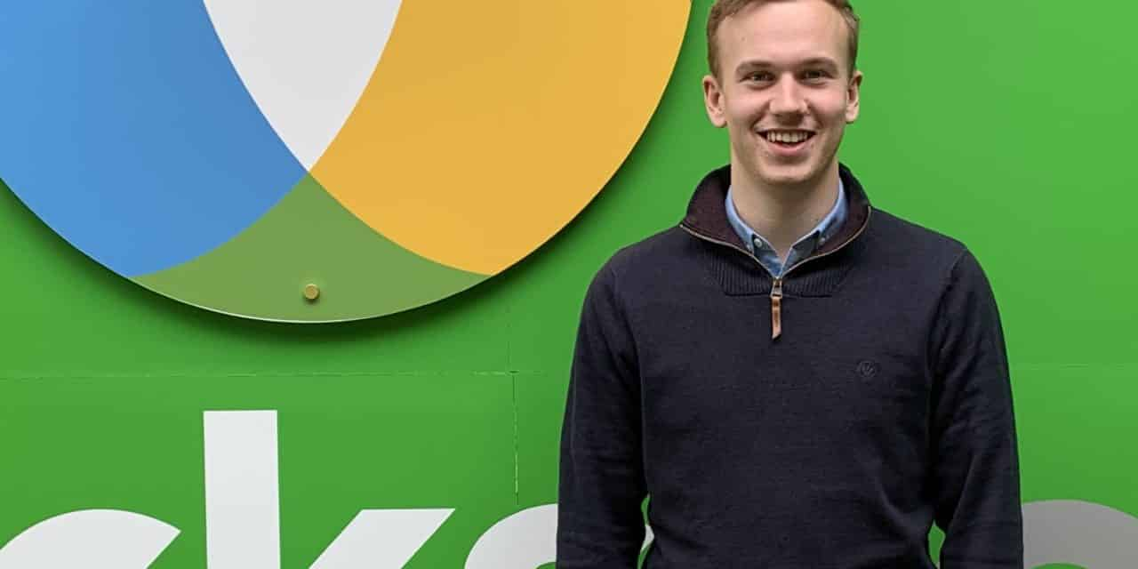 Talented data scientist clinches national award for innovation with global marketing technology specialist Clicksco