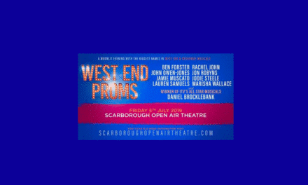 CORONATION STREET STAR JOINS WEST END PROMS AT SCARBOROUGH OPEN AIR THEATRE