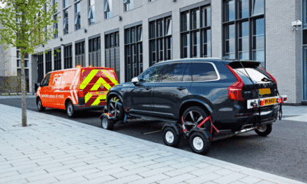 RAC patrol vans transformed with unique All-Wheels-Up recovery capability