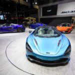 McLAREN 720S SPIDER AND 600LT SPIDER PREMIERE AT SHANGHAI AUTO SHOW 2019