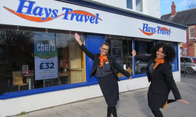 Travel agents take the plunge