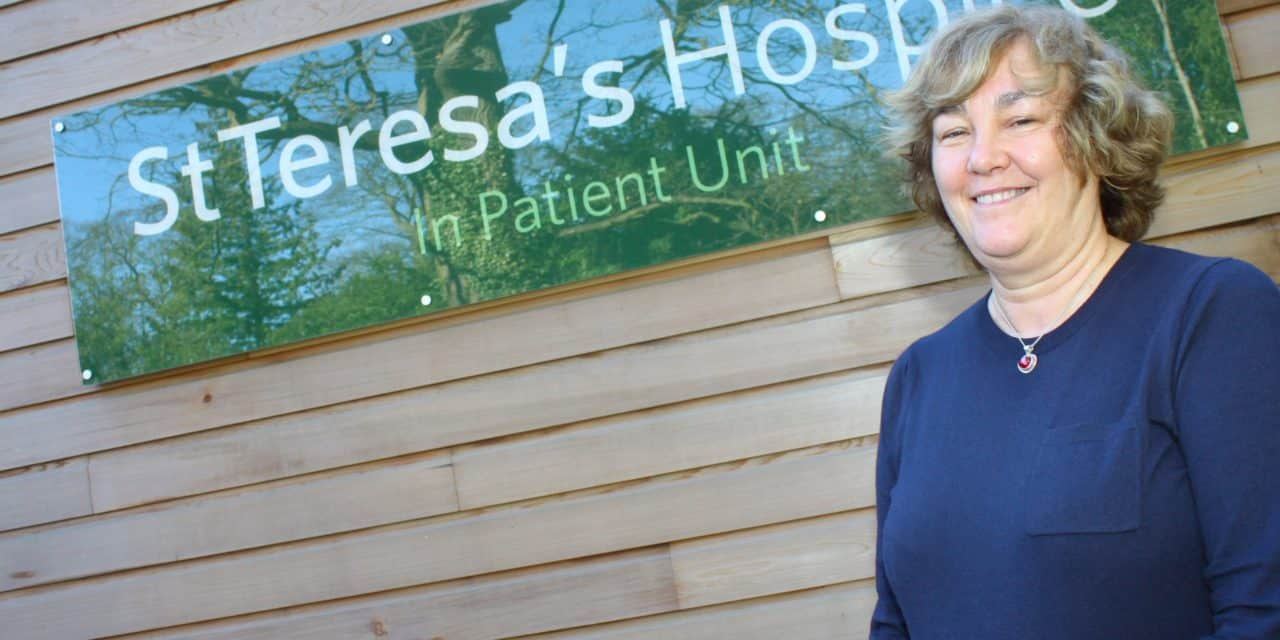 Training to help support end of life care offered by hospice