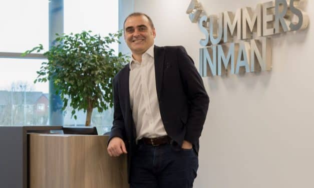 PROJECTS WORTH MORE THAN £100M WON IN LAST THREE MONTHS BY SUMMERS-INMAN
