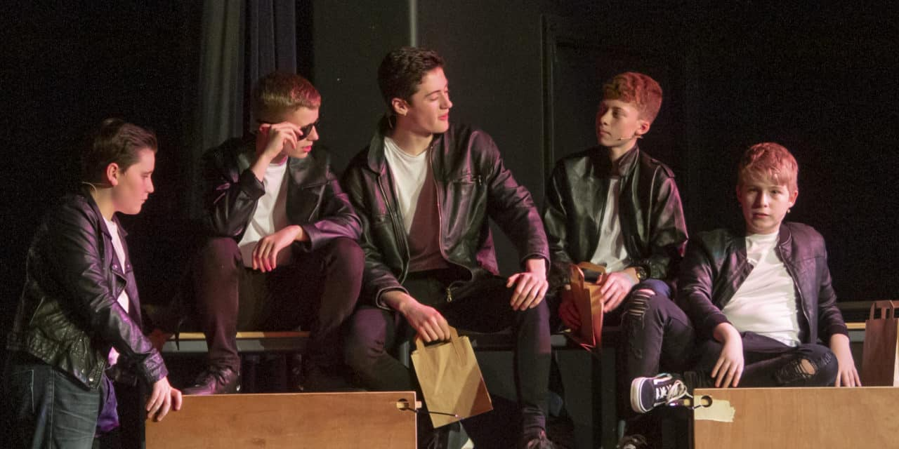 Grease is the word at North-East school