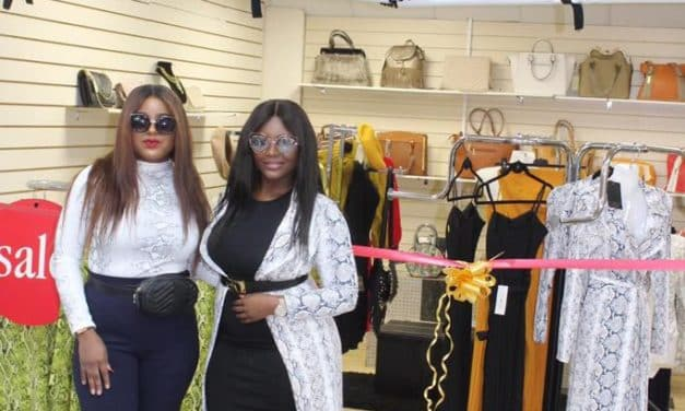 BANKER QUITS JOB TO OPEN MIDDLESBROUGH FASHION BOUTIQUE