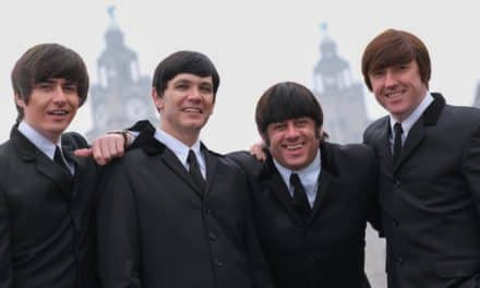 'Come Together' for The Mersey Beatles' 50th anniversary celebration of Abbey Road