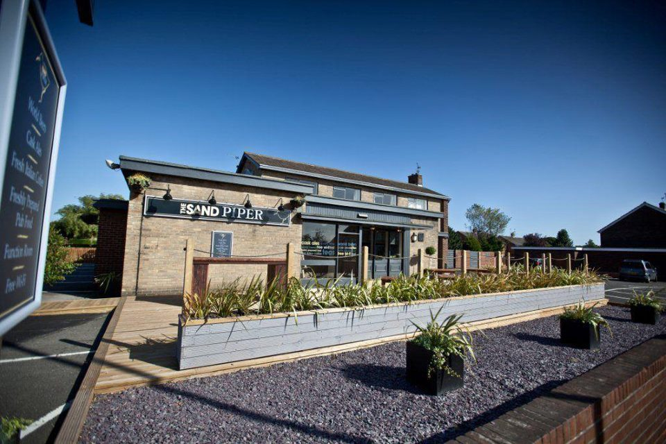 EAT OUT FOR CHARITY AT CULLERCOATS