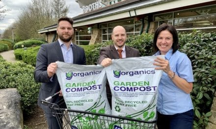 Booths supermarkets selling recycled Yorkshire garden waste