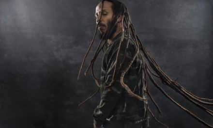ZIGGY MARLEY GETS INTO THE GROOVE AT HARDWICK LIVE