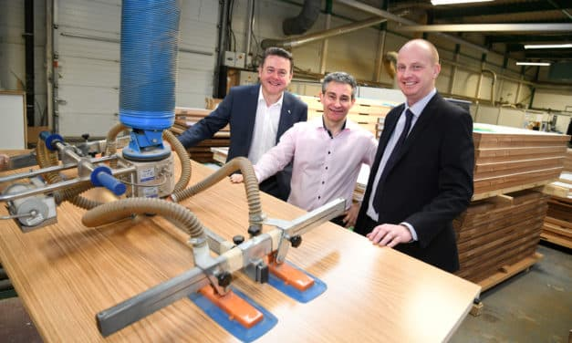 CLIVE OWEN LLP LEADS ON MANUFACTURING MBO