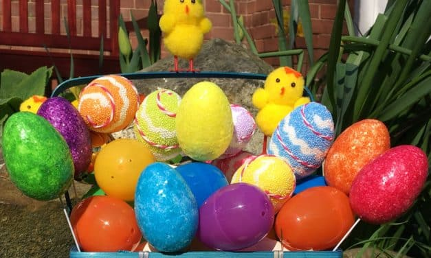 Hop along to Linskill Easter Fair