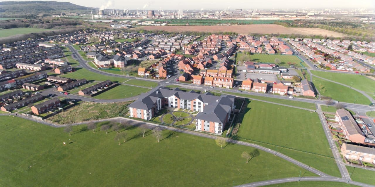 Work begins on 52 affordable homes in Redcar