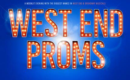 STARS AND SONGS FROM THE WEST END AND BROADWAY HEADING TO SCARBOROUGH OPEN AIR THEATRE
