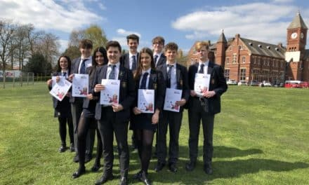 Ripon Grammar students get justice after stepping up to the bar