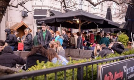 PARTY ON THE PATIO THIS EASTER