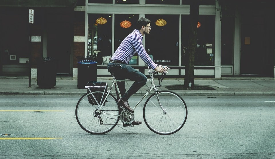 How can you integrate cycling into your everyday life?
