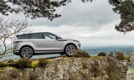 RANGE ROVER EVOQUE THE FIRST LUXURY COMPACT SUV TO COMPLY TO STRICTER RDE2 EMISSIONS TESTS
