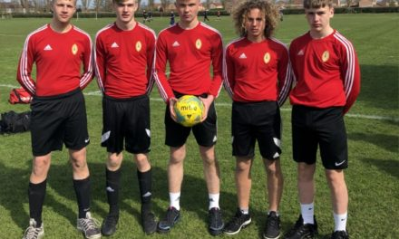 County calls for Richmond School's top-five footballers