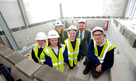 Specialist school's hydropool dream one step closer to reality