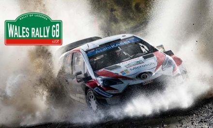 WALES RALLY GB: A WORLD APART