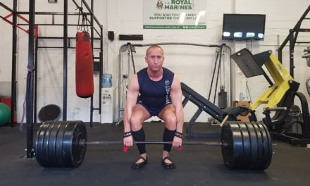 Deadlift world record attempt over 24 hours aims to support mental health charity
