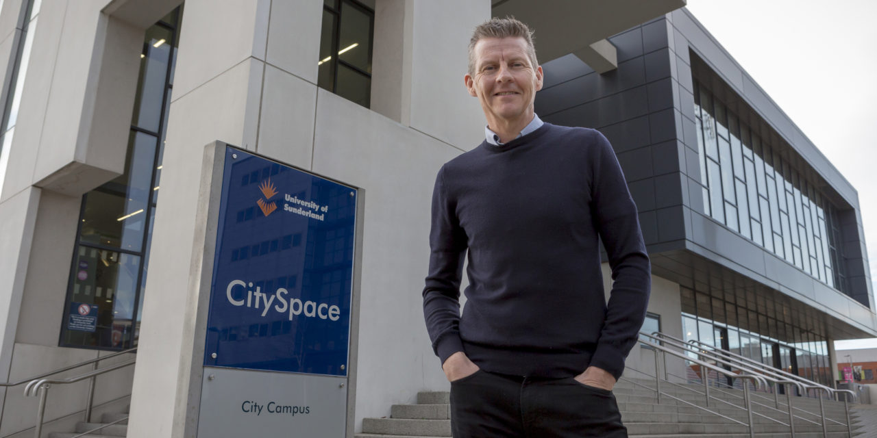 University of Sunderland Chancellor Steve Cram to step down in July