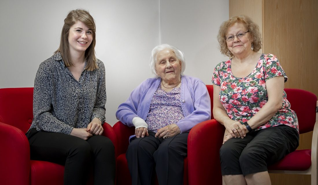 A tale of two Marions: How a 92 year old was named after first female MP in Sunderland