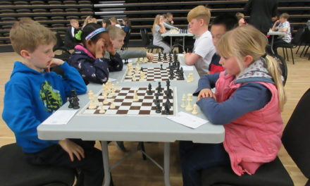 'Mega' chess tournament held at Yarm School
