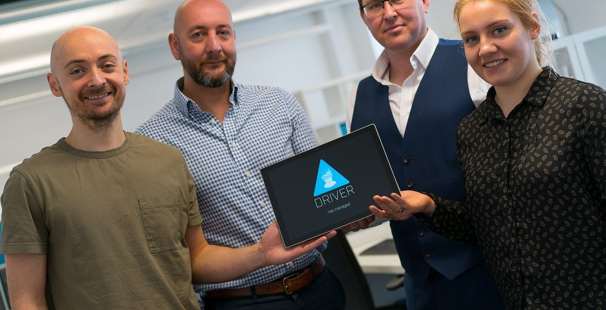 Innovate Tees Valley helps Driver.Online bring hi-tech product to market