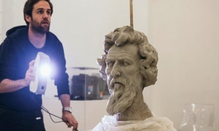 The Advantages Of 3D Scanning When Designing A Product