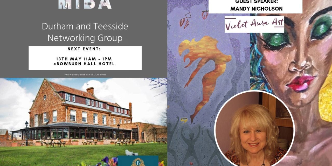 MIBA County Durham & Teesside Networking Event, Bowburn Hall, 13th May, 2019