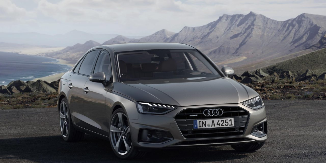 MOVING THE NEEDLE – THE 2019 AUDI A4 AND S4 RANGE
