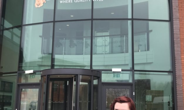 Local Barratt Trainee represents New Durham College in Parliament event with housebuilding research project
