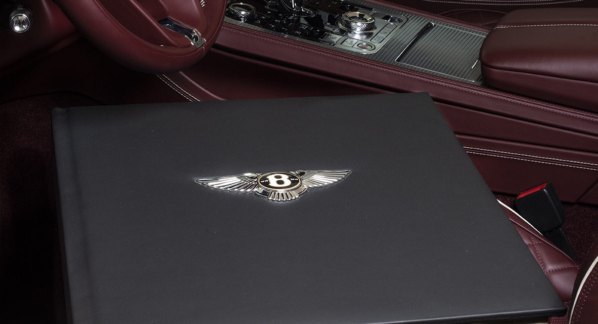 BENTLEY CENTENARY OPUS CELEBRATES 100 YEARS OF BENTLEY MOTORS IN THREE LUXURY EDITIONS