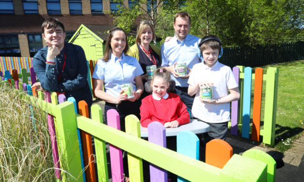 Northumberland SEND school to benefit from community partnership with AkzoNobel