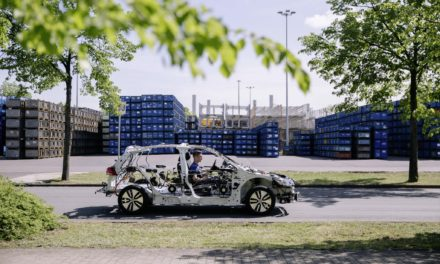 """CUTAWAY MODEL """"eGON"""" OFFERS INSIGHTS INTO VEHICLE TECHNOLOGY AT IDEENEXPO"""