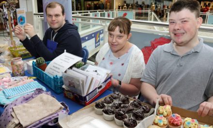 Students try their hand at skills to boost employment opportunities