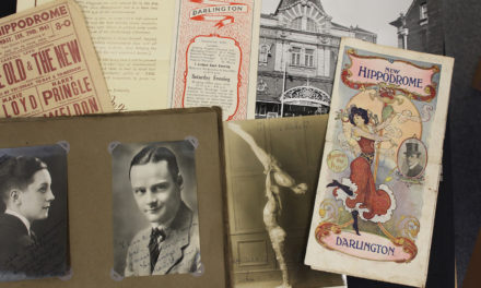 THEATRE ARCHIVES OPEN TO ALL