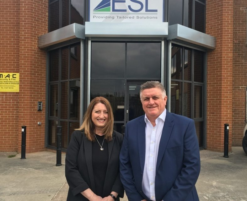 Electek Energised After NEL Investment Backing For New Office Upgrade