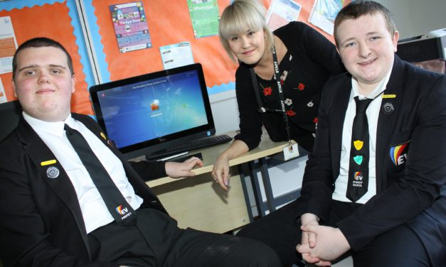 Digital detectives' investigations lead to award for academy