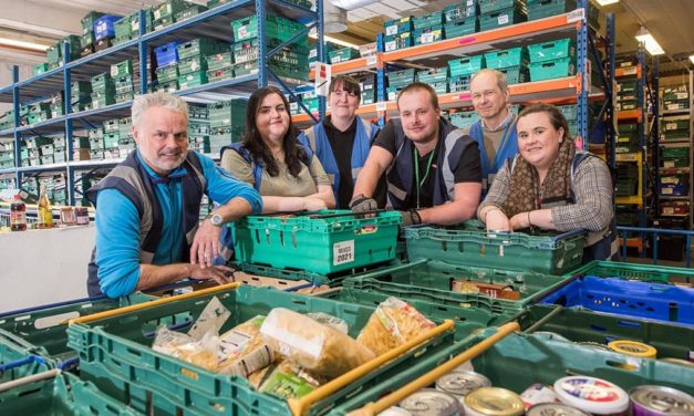 Community Foundation report reveals why people are going hungry in North East England