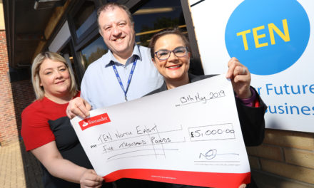 TEN NORTH EAST TO LAUNCH JOB CLUB WITH GRANT AWARDED BY THE SANTANDER FOUNDATION