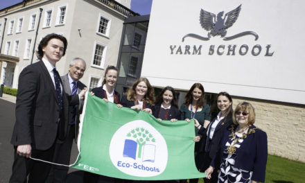 School's green credentials recognised for fourth time