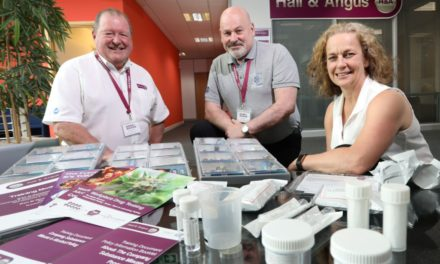 Hall & Angus Workplace And School Programmes Win Small Loan Fund Backing