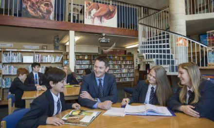 Government praise for Ripon Grammar School
