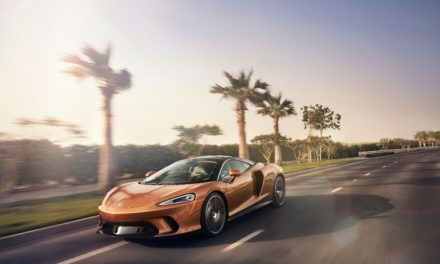 GRAND TOURING THE McLAREN WAY SET TO WOW MONACO AS NEW McLAREN GT MAKES GLOBAL PUBLIC DEBUT AT TOP MARQUES