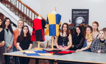 Costume students win commission from Auckland Castle